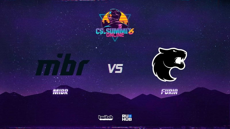 MIBR vs FURIA - CS_Summit - map1 - de_Vertigo [SleepSomeWhile Mintgod]