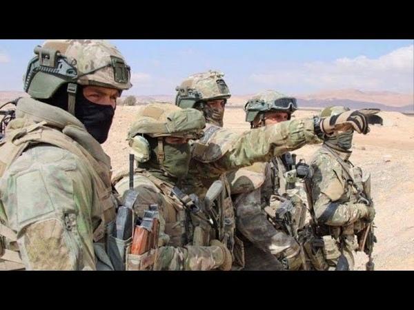 Профессиональный праздник отмечают бойцы ССО