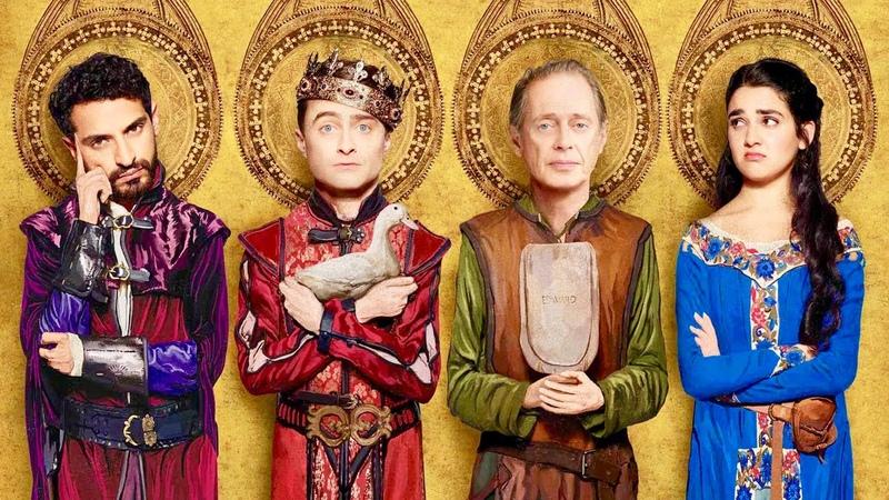 Чудотворцы Темные века 2 сезон Miracle Workers тизер в русской озвучке TV Shows