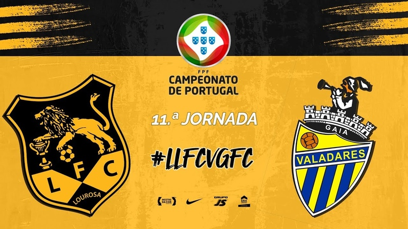 LOUROSA x VALADARES GAIA 11 ª Jornada Campeonato de Portugal 19 20