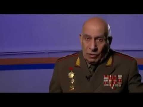 Армянский генерал предупредил Алиева
