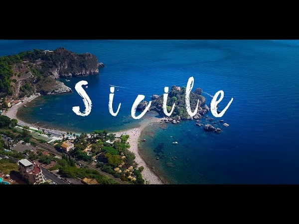 Sicile - Cinematic travel film (DJI Osmo Action)