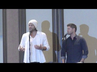 DallasCon J2 Breakfast 2/2
