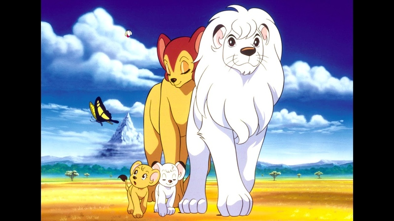 Kimba The White Lion Intro Song Finnish