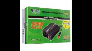 VoLT polska IPS500 отчет по ремонту