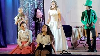 """Актёрское мастерство для подростков. Белгород . Театр-школа"""" Образ"""""""
