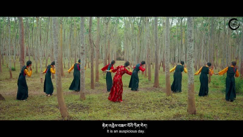 Tibetan new song 2020 ¦ རྟེན་འབྲེལ་བཟང་། TENDREL SANG ¦ Tenzin Kunsel ¦ Official Music Video