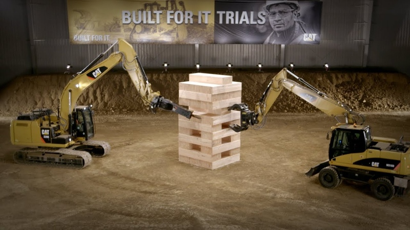 Stack Cat® BuiltForIt Trials