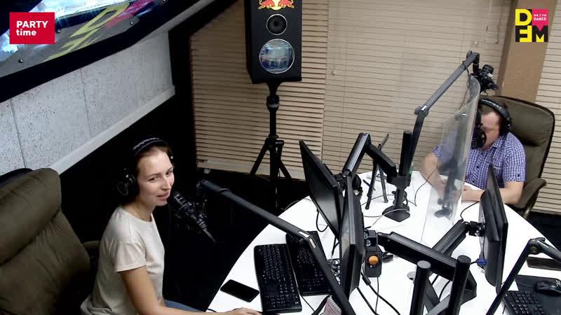 PARTY TIME с Дашей Fox и Евгением Кирилловым