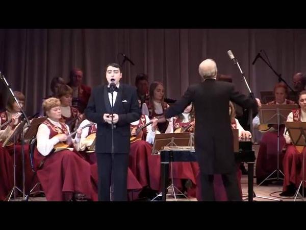 Павел Пикалов Сыпь тальянка на стихи Есенина из концерта 11 10 2010