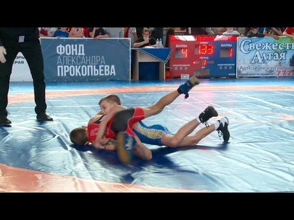 Кубок единства Межрегиональный турнир по греко римской борьбе состоялся в Бийске 17 11 20г