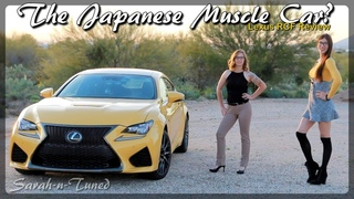 Is The Alternative Option the Best One?? // 2019 Lexus RCF Review