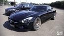 Brabus AMG GT S - Подробный тур (обзор, тест-драйв и звук)