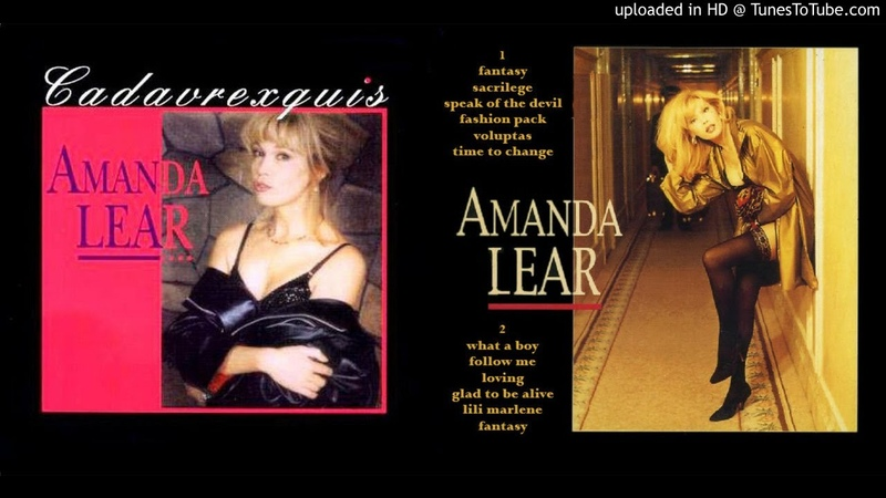 Amanda Lear Cadavrexquis Expanded Version 1993