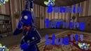 SFM - Bonnie turning blue