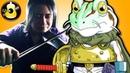 Chrono Trigger - Frog's Theme (Rock Violin Guitar Cover/Remix) || String Player Gamer
