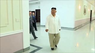 КНДР.Ким Чен Ын заявил о тяжёлой ситуации в стране.