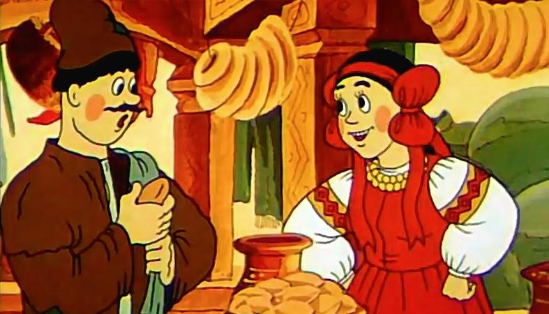 Миколино Богатство 1983 советские мультфильмы для детей
