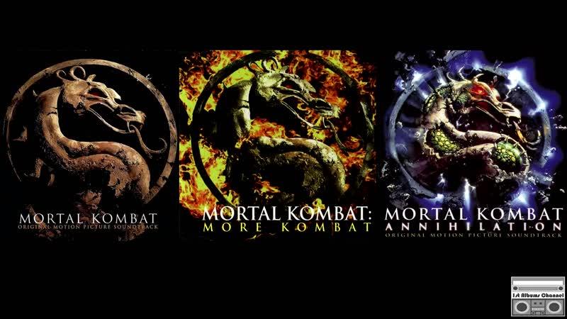 Mortal Kombat Greatest Hits Смертельная Битва Сборник Всех Крутых Треков 1080p
