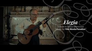 Elegia (Tribute to Ennio Morricone) - Vito Nicola Paradiso | Salvador Cortez