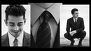 Giorgio Armani Made to Measure SS20 Campaign starring Charles Leclerc