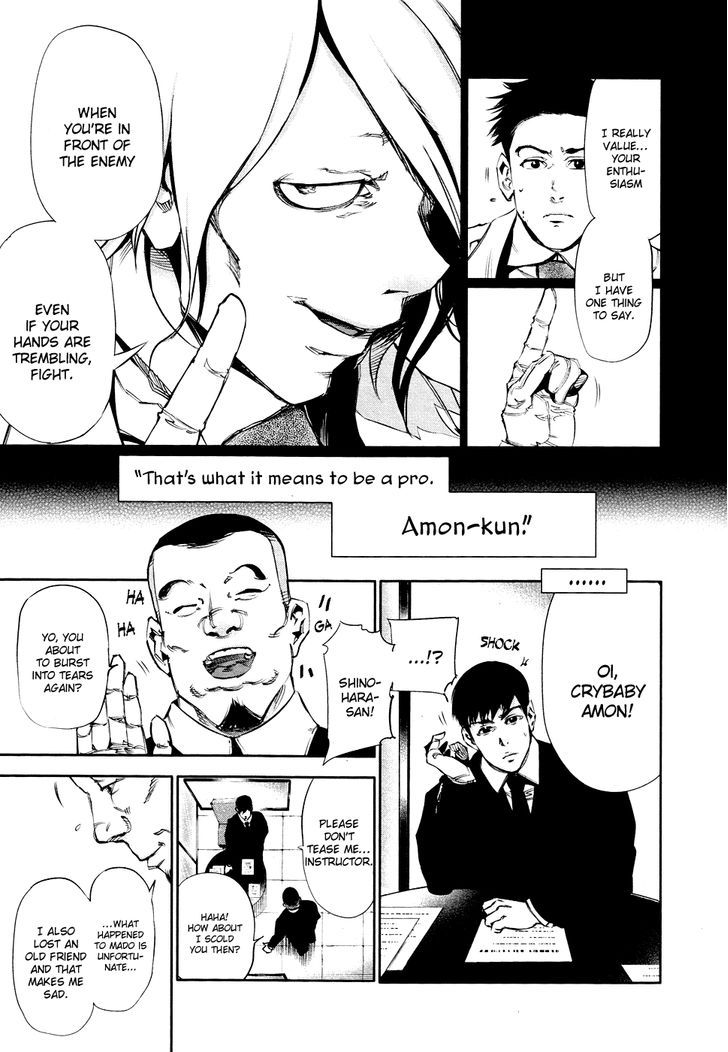 Tokyo Ghoul, Vol.3 Chapter 29 Mado, image #16