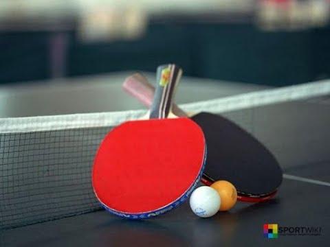 Домашняя тренировка РАЗМИНКА Настольный теннис