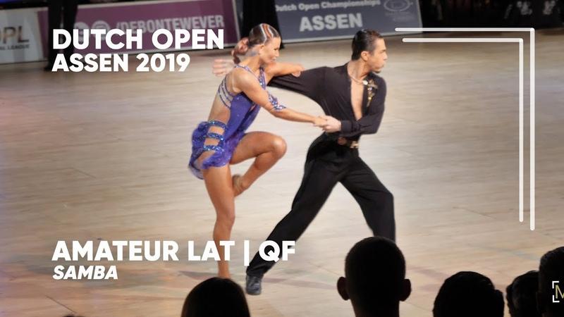 Adam Hathazi - Morgana Lakatos-Hayward | 2019 Dutch Open | Assen | Amateur LAT - QF S