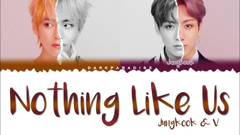 Jungkook V - Nothing Like Us (Color Coded Lyrics)