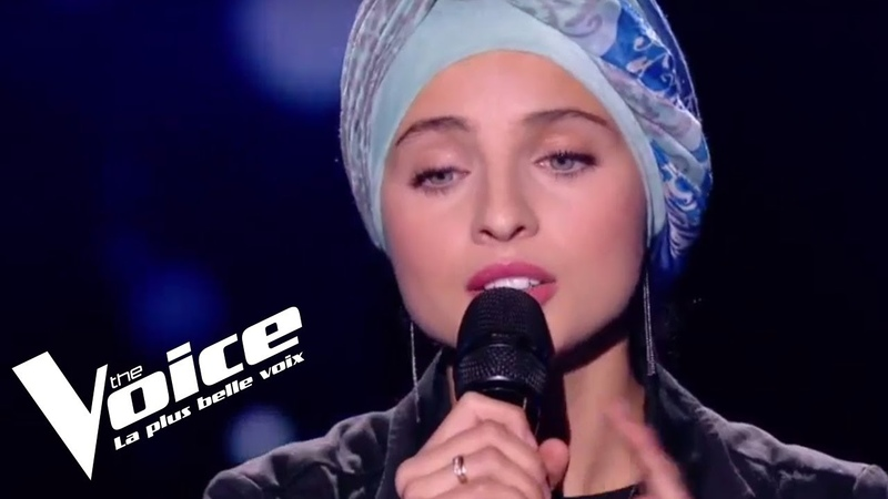 Leonard Cohen Hallelujah Mennel Ibtissem The Voice France 2018 Blind Audition