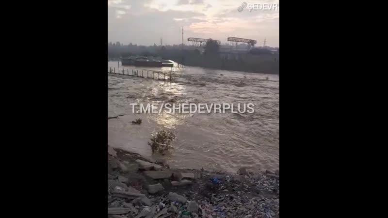 Возвращение рек в Азербайджан