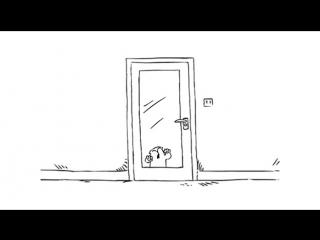 Смешной мультик про кота Саймона 2 серия)