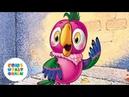 Попугай Кеша 🐤 Возвращение блудного попугая - Все серии подряд - Союзмультфильм официальный канал