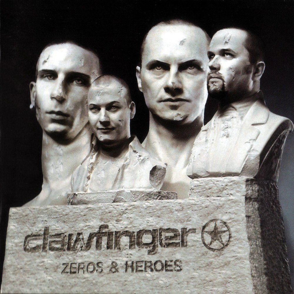 Clawfinger album Zeros & Heroes
