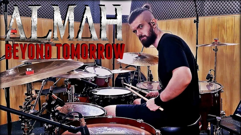 ALMAH - BEYOND TOMORROW | DRUM COVER | PEDRO TINELLO