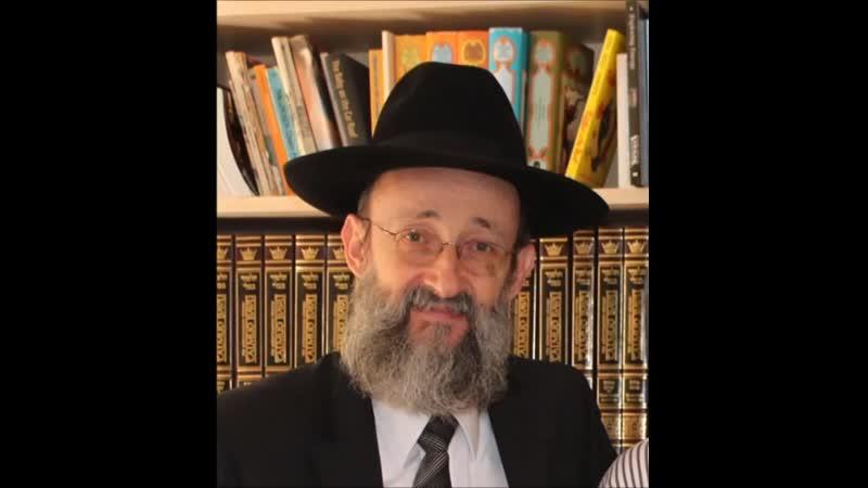 Не кто еврей а что еврей Рав Ашер Кушнир о сути евреев