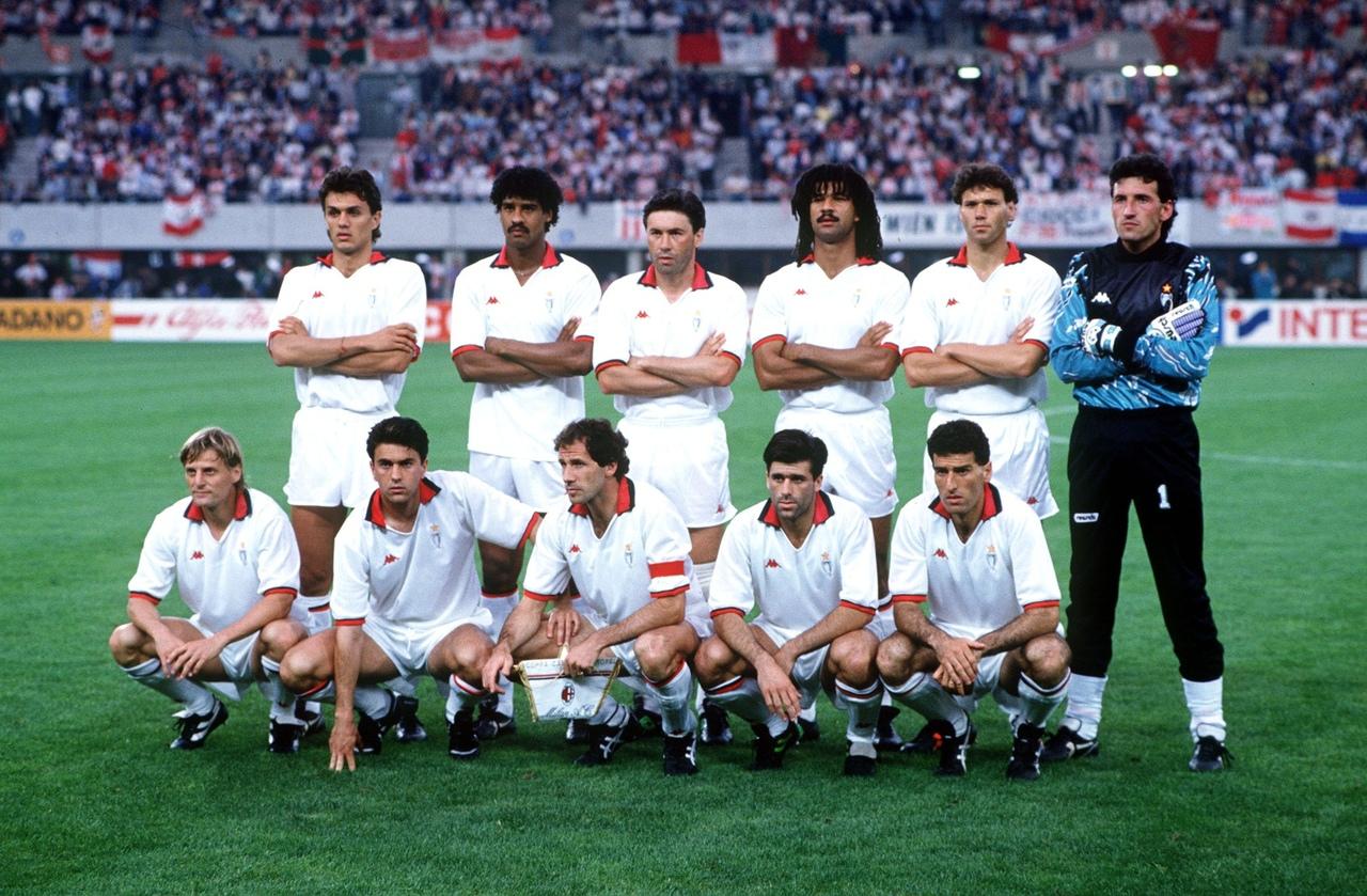 ФК Милан 1988