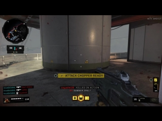 The ridiculous amount of score you can earn using the barbed wire. black ops 4 beta
