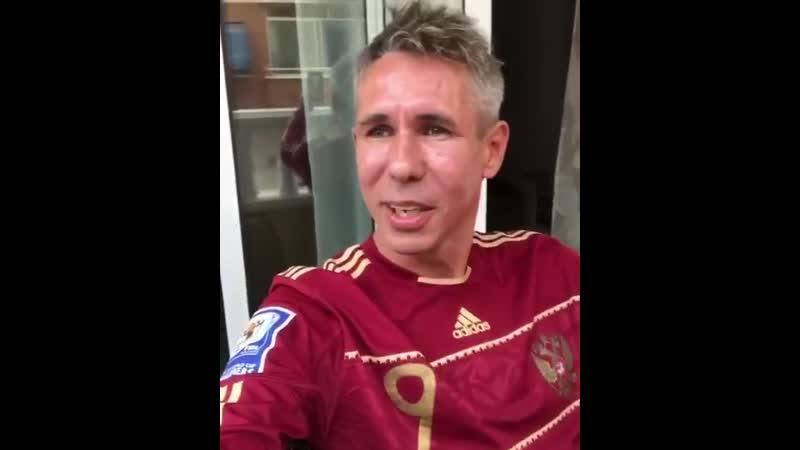 Алексей Панин высказался на счёт скандального видео с участием Дзюбы