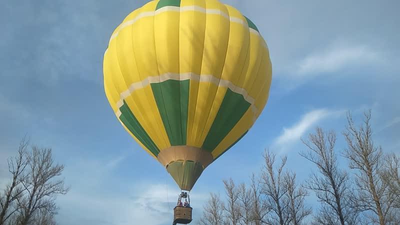 повітряна куля.