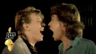 David Bowie & Mick Jagger - Dancing In The Streets (Official Video)