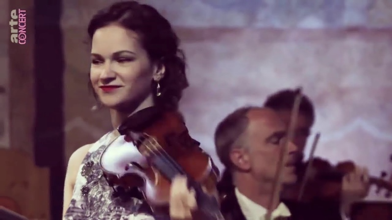 Hilary Hahn - Bach The Violin Concertos - Omer Meir WellberDeutsche Kammerphilharmonie Bremen