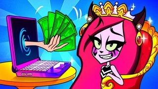 How To Make Money Fast As a Teen || Rich vs Broke Student by Teen-Z