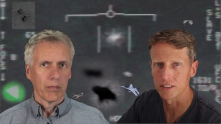 Chris Lehto and Mick West Discuss UFO Videos