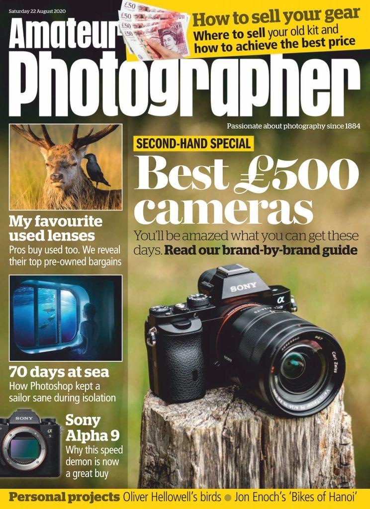 Amateur Photographer – 22 August 2020