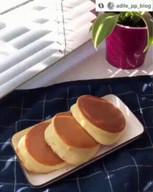 id_53811 Пышные оладушки 🥞  Ингредиенты:  Яйца — 3 шт. Молоко — 200 мл Мука рисовая (можно любую) — 200 г Разрыхлитель — 1 щепотка Масло растительно — 3 ст. л.  Приготовление:  1. Отделить белки от желтков, к желткам добавить все остальные ингредиенты и перемешать. 2. Белки взбить до крепкой пены, аккуратно перемешать две смеси. 3. Выложить на разогретую сковородку, накрыть крышкой, снова открыть и докладывать по ложке теста сверху и закрыть. Далее готовить с двух сторон до румяности.  Приятного аппетита!  #gif@bon