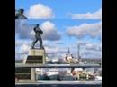 Линейка. Город - герой Мурманск . 9 класс МБОУТургеневской СОШ