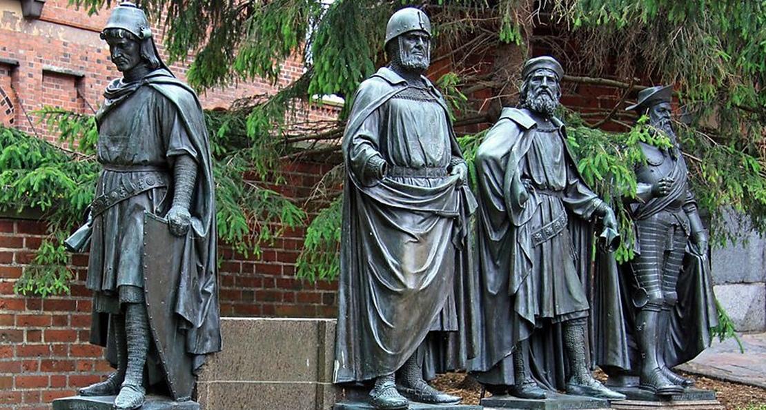 Магистры Тевтонского ордена