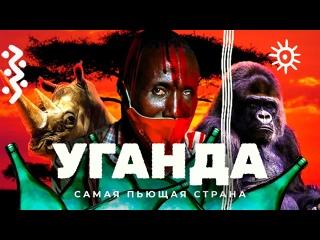 Уганда: дикие животные, ведьмы и море самогона | Настоящая Африка #varlamov