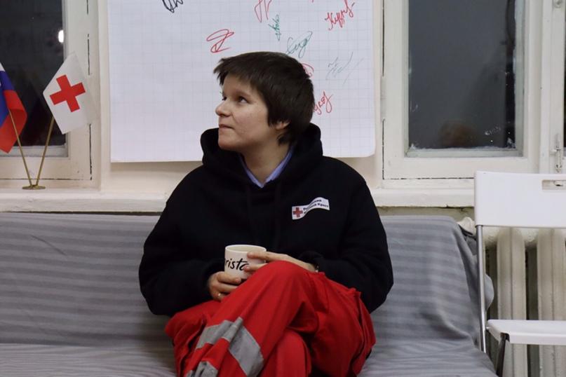 Ольга Огаркова, руководитель программы «Первая Помощь»